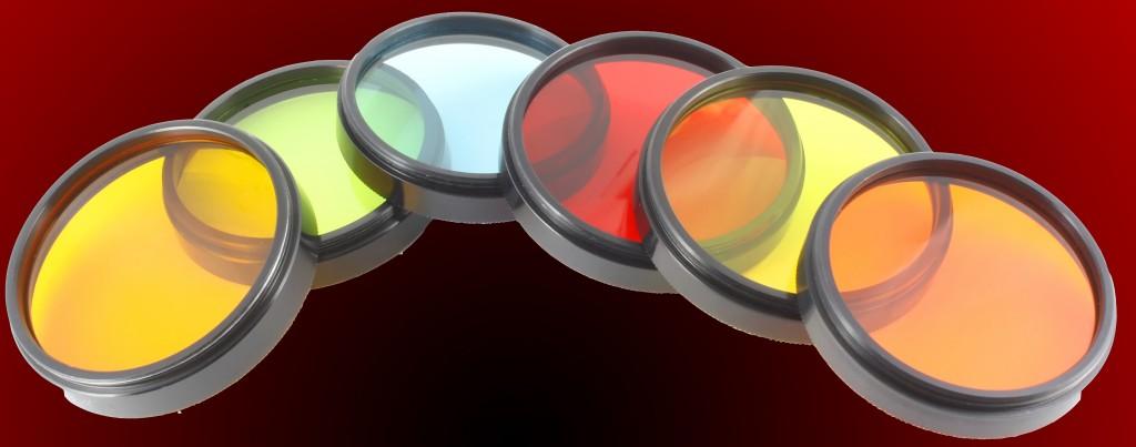 lens filters - redblk bg
