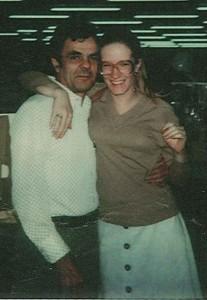 Bruno & Karen, circa 1980