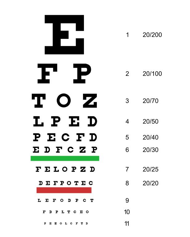 Chadwick Optical Inc How Normal Vision Works Chadwick Optical Inc