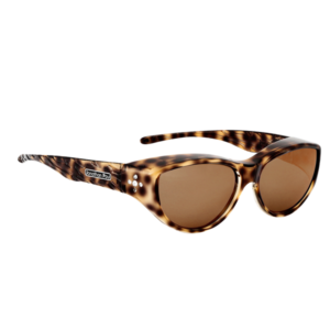 chic kitty brown cheetah